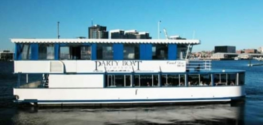Winter Nights Boat Cruise Party