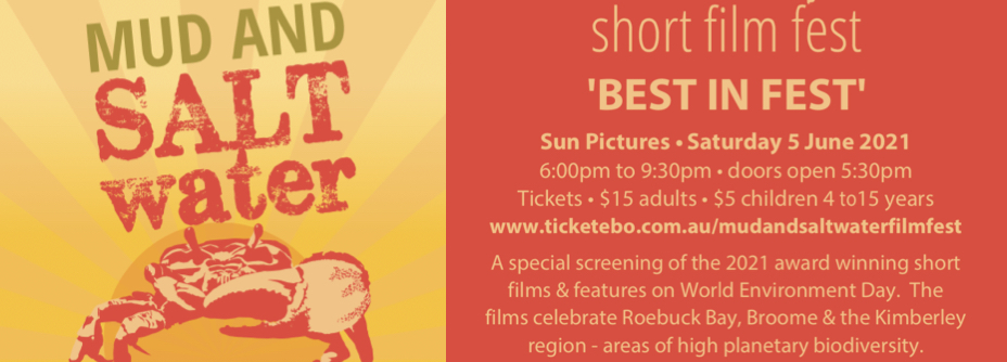 Mud and Saltwater Short Film Fest – 'Best in Fest'