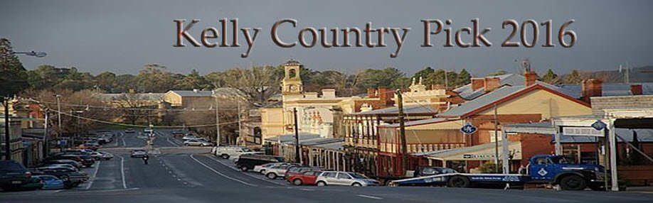 18th Annual Kelly Country Pick 2016