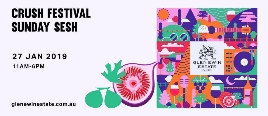 2019 Crush Festival – Sunday Sesh