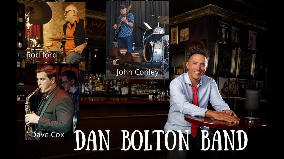 Jazz N Blues Sundays @ Millwell Road Community Centre | 'Dan Bolton Band'