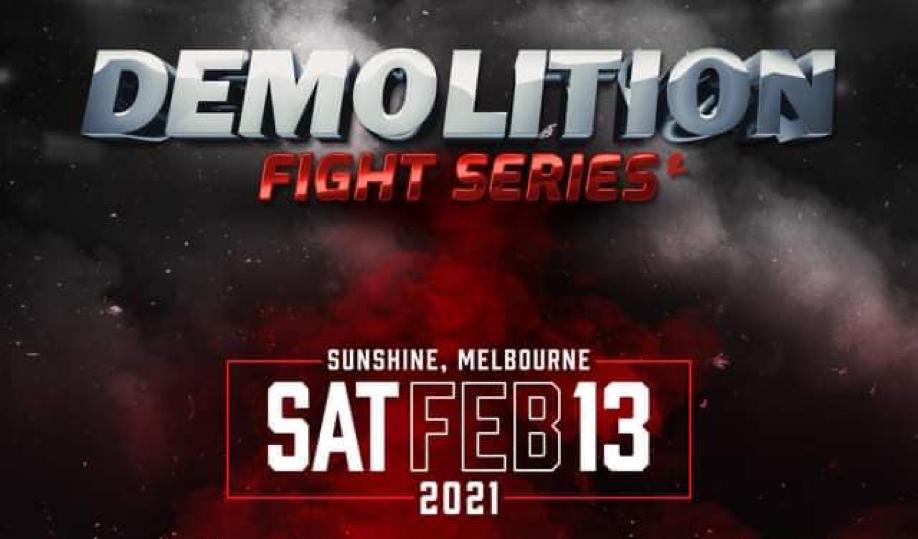 Demolition Event Series