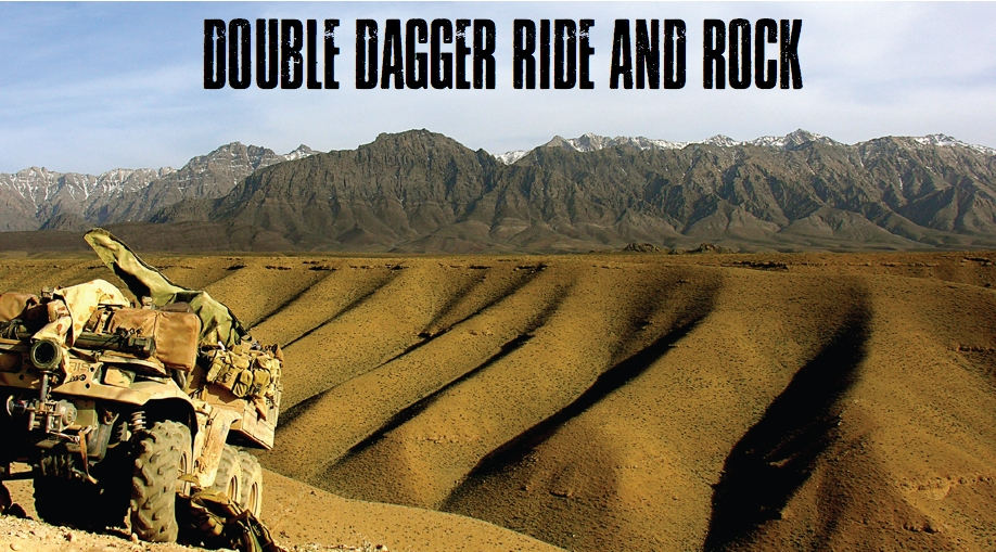 Double Dagger Ride and Rock