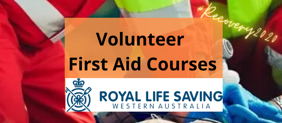 First Aid Training | SUN 19 JULY