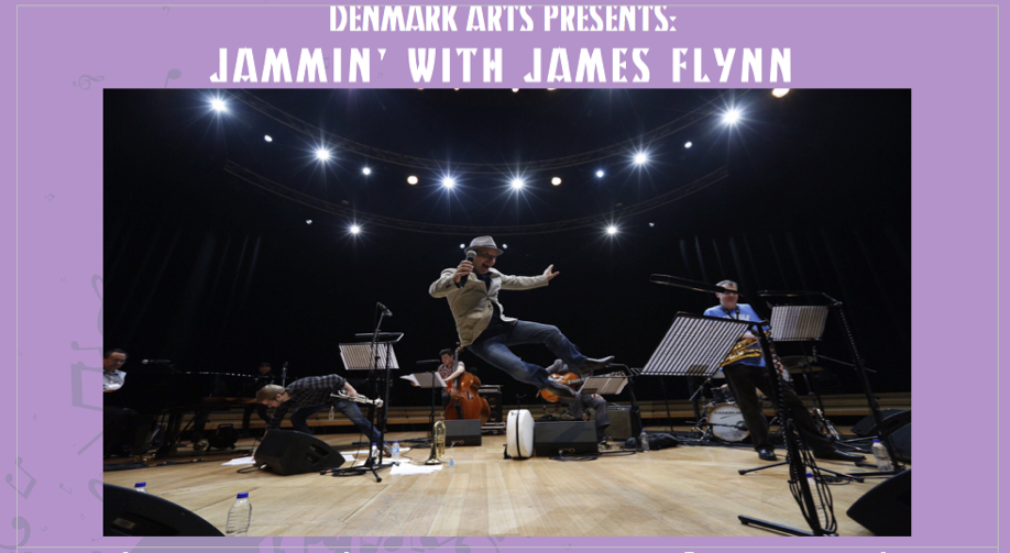 Jammin' with James Flynn