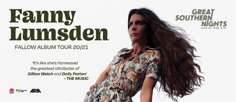 Fanny Lumsden: fallow album tour - part I - Sydney | EVENING (18yrs+)
