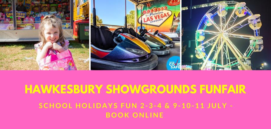 Hawkesbury FunFair | SUNDAY 4 JULY 2021