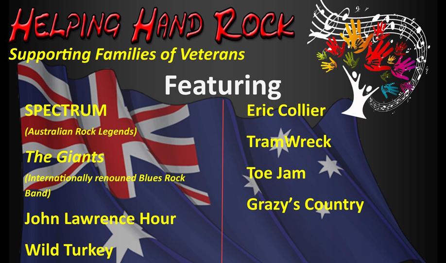 Helping Hand Rock