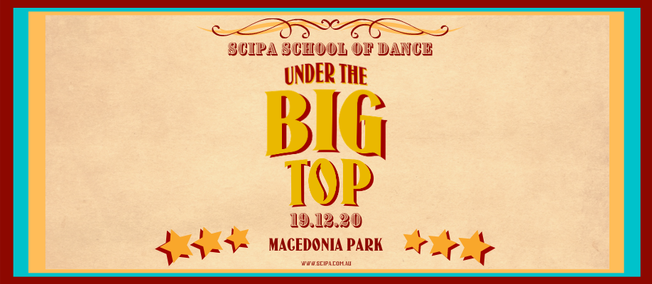 SCIPA Under the Big Top
