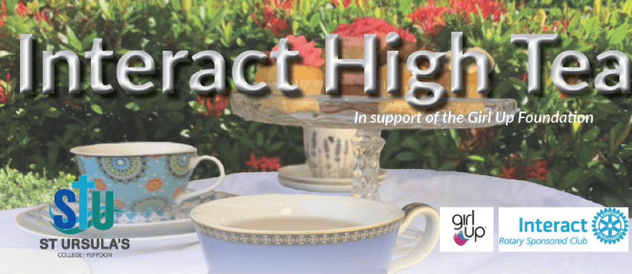 Interact High Tea