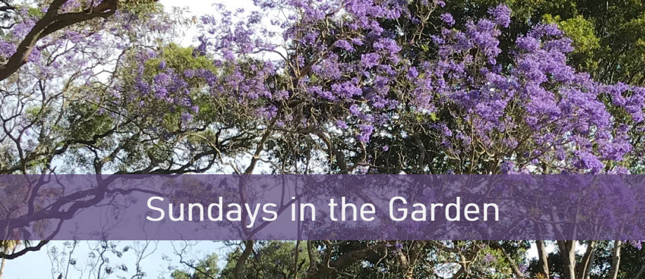 Sundays in the Garden at Eryldene | SUN 29 NOV