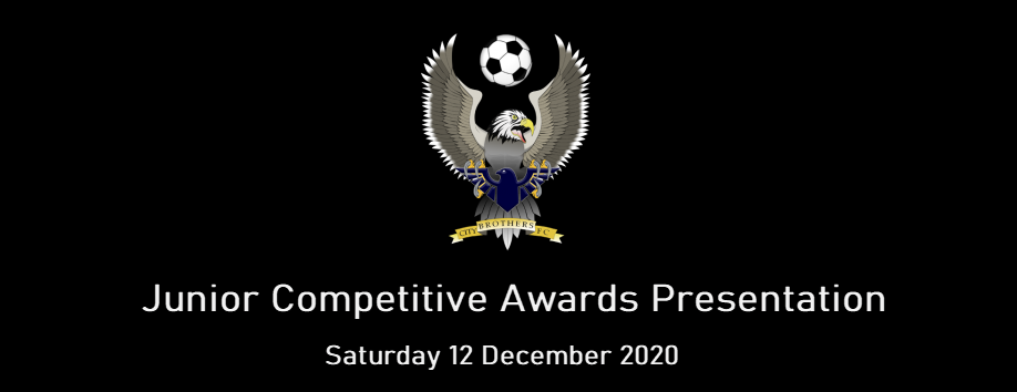 City Brothers Junior Competitive Awards Presentation