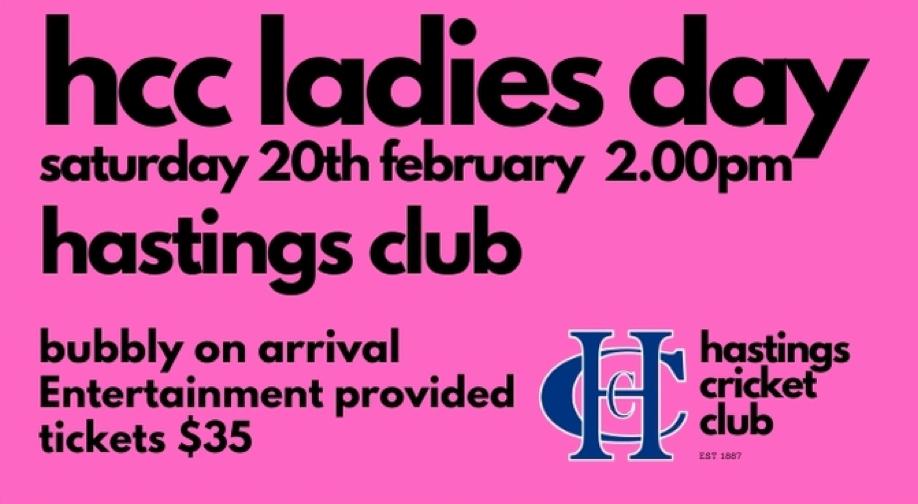HCC Ladies Day