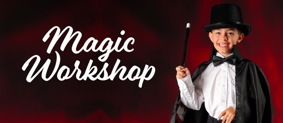 Magic Workshop – Birrong Sports
