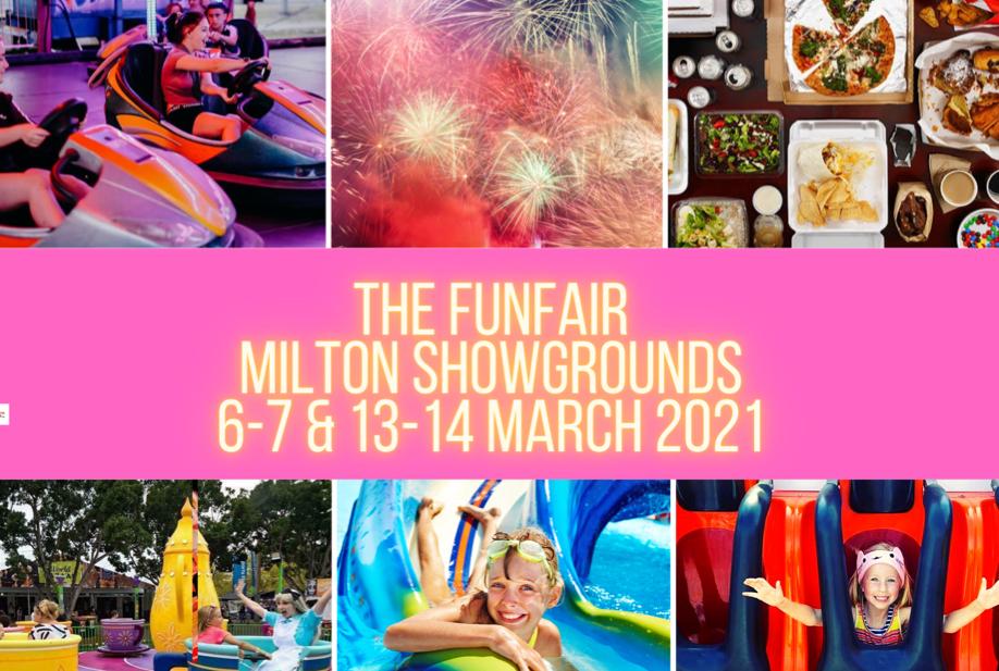 Milton FunFair | SUNDAY 7 MARCH 2021