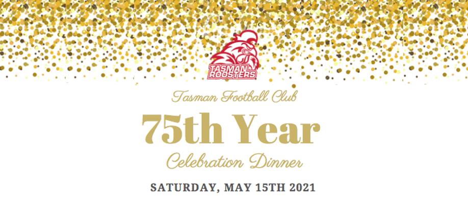 75th Celebration Dinner