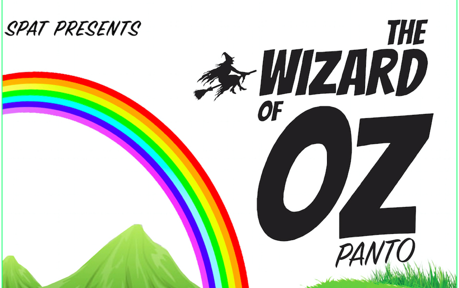 The Wizard of Oz Panto | SUNDAY 8 DECEMBER, 2.30PM