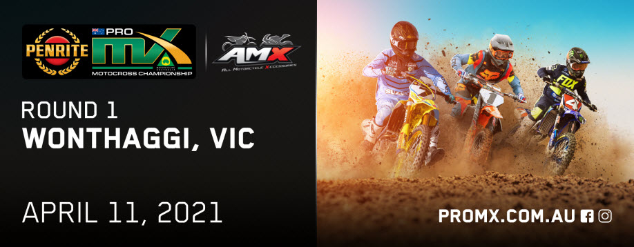 Penrite ProMX Championship presented by AMX Superstores - ROUND 1