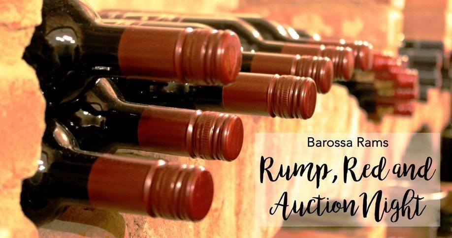 Barossa Rams Red and Rump Auction 2021