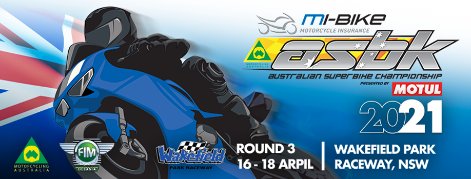 mi-bike Motorcycle Insurance Australian Superbike Championship presented by Motul (ASBK) // Rd 3