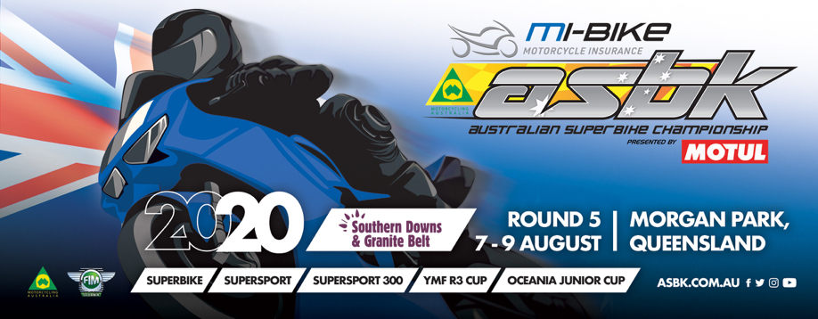mi-bike Motorcycle Insurance Australian Superbike Championship presented by Motul (ASBK) // Rd 5