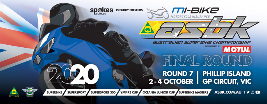 mi-bike Motorcycle Insurance Australian Superbike Championship presented by Motul (ASBK) // Rd 7