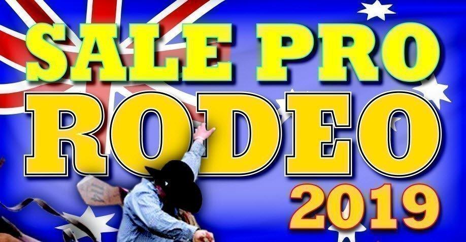 Sale Pro Rodeo 2019