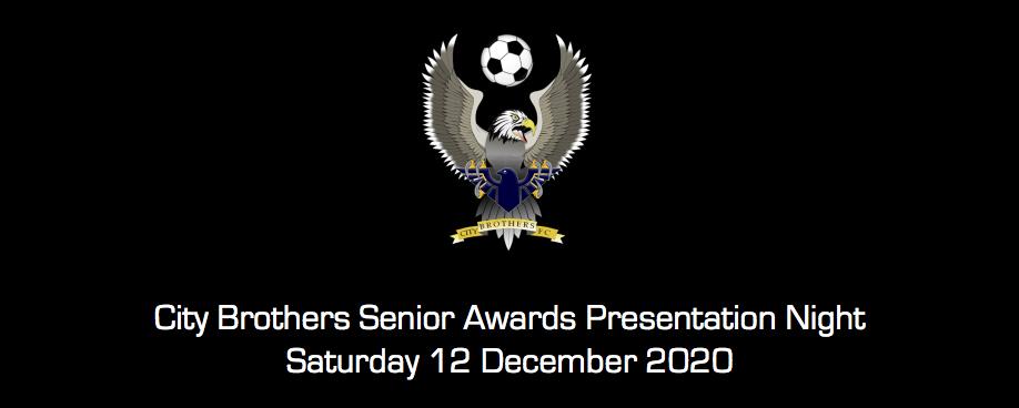 City Brothers Senior Awards Presentation Night