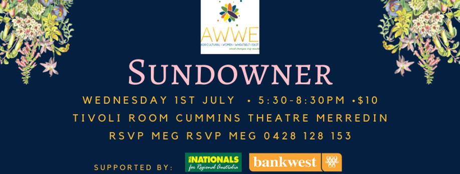 AWWE Sundowner