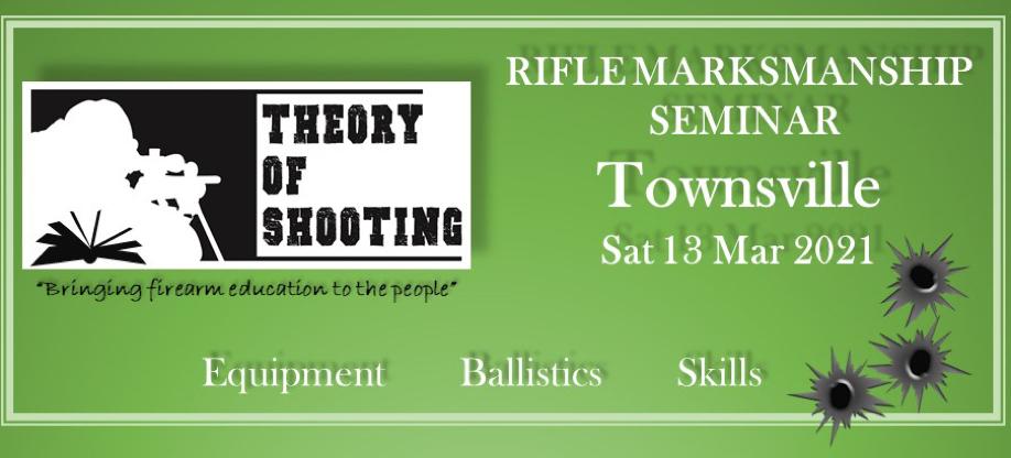 Rifle Marksmanship Seminar - Townsville