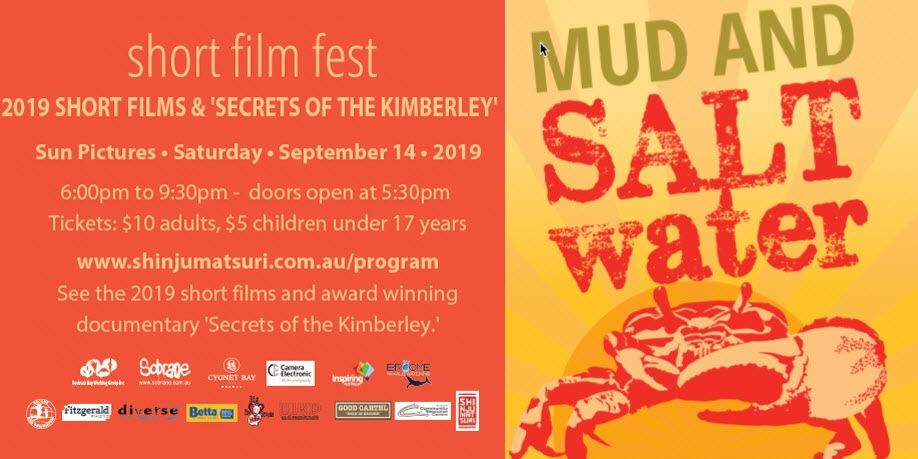 2019 Short films and 'Secrets of the Kimberley'