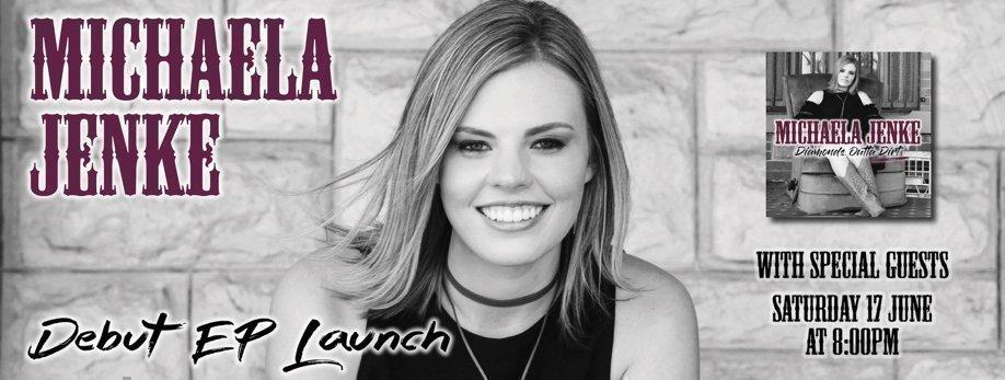 Michaela Jenke Debut EP Launch