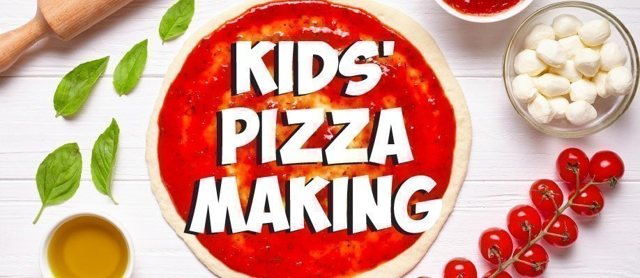 Pizza Making Class – The Acres Club