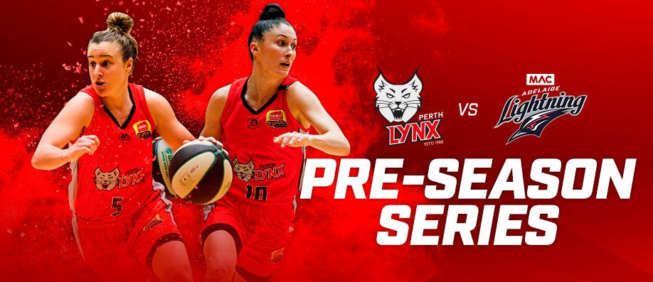 Perth Lynx vs Adelaide Lightning