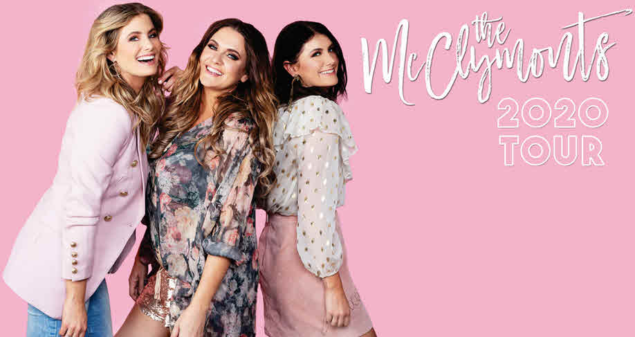 The McClymonts 2020 National Tour