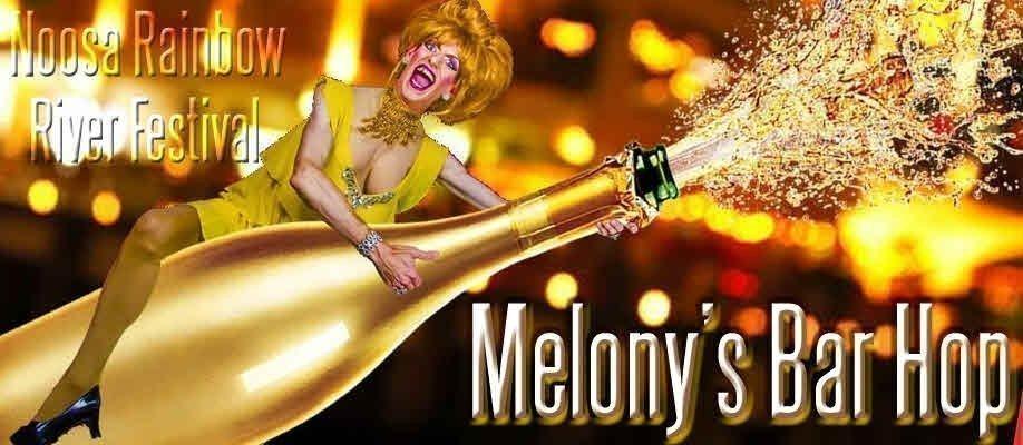 Melony's Bar Hop