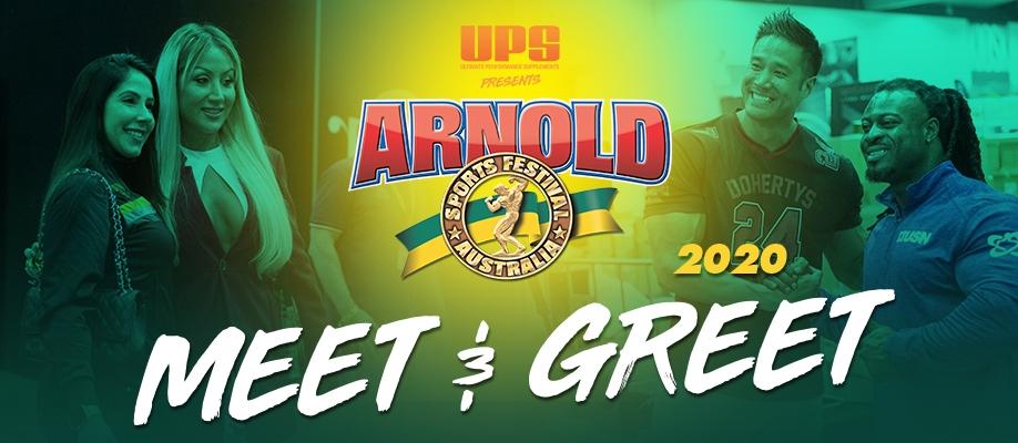 Pro Athlete Meet & Greet