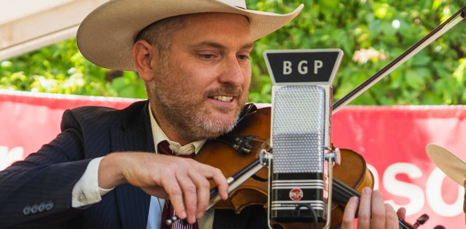 Bluegrass Fiddle Tunes with Michael Patrick