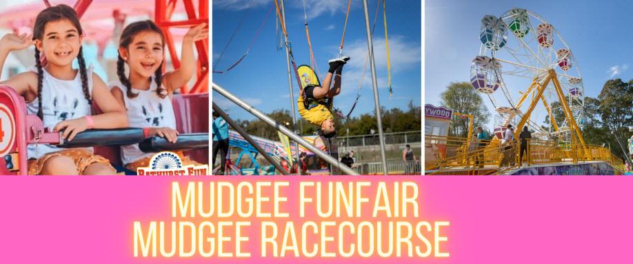 Mudgee Fun Fair | Mudgee Racecourse | SATURDAY 7 NOVEMBER