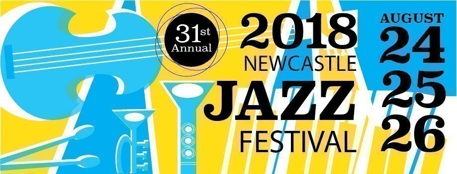 The 31st Newcastle Jazz Festival 2018