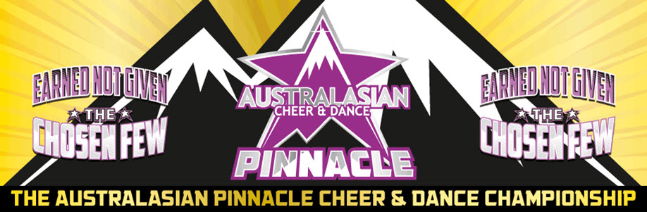 2019 AUSTRALASIAN PINNACLE CHEER & DANCE CHAMPIONSHIP