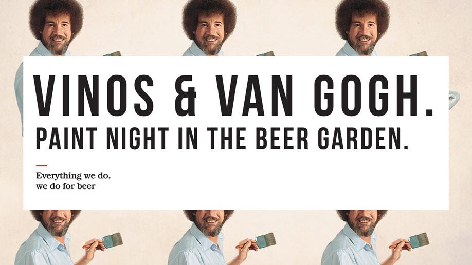 Beer Deluxe Paint Night Albury | FEBRUARY 10
