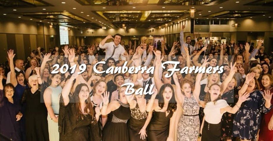 2019 Canberra Farmers Ball