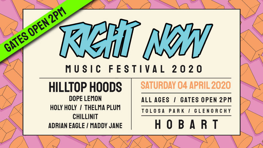 Right Now Music Festival 2020