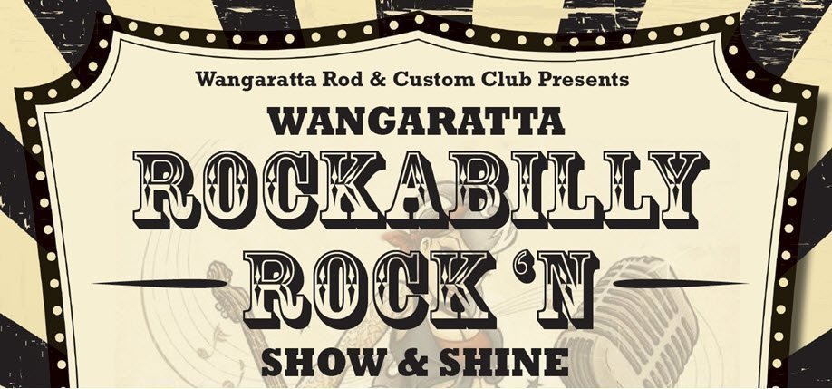 Wangaratta Rockabilly Rock'n