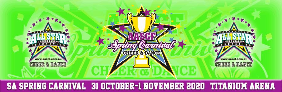 2020 AASCF SA SPRING CARNIVAL Cheer & Dance Championship