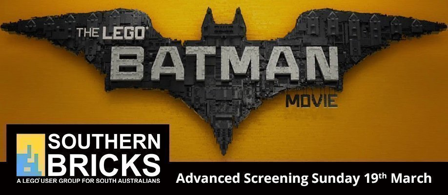 The LEGO Batman Movie - SBLUG Advanced Screening