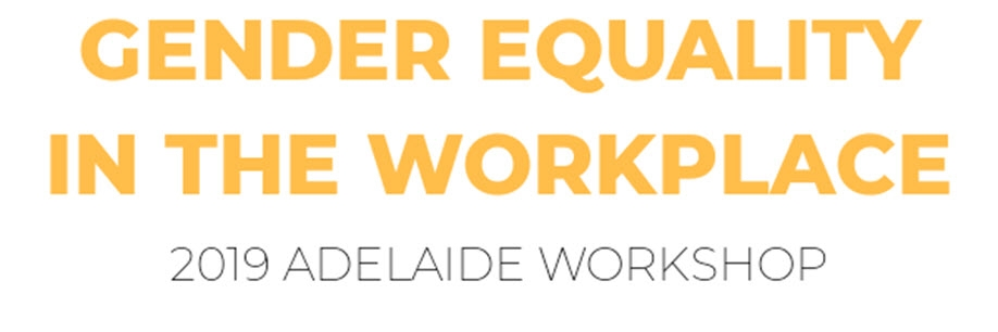 Gender Equality in the Workplace Workshop