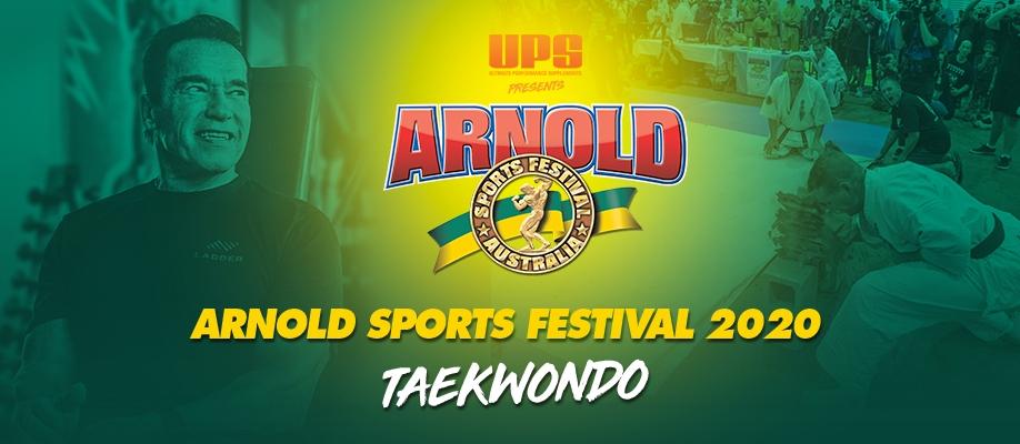 Arnold Classic Taekwondo World Championships
