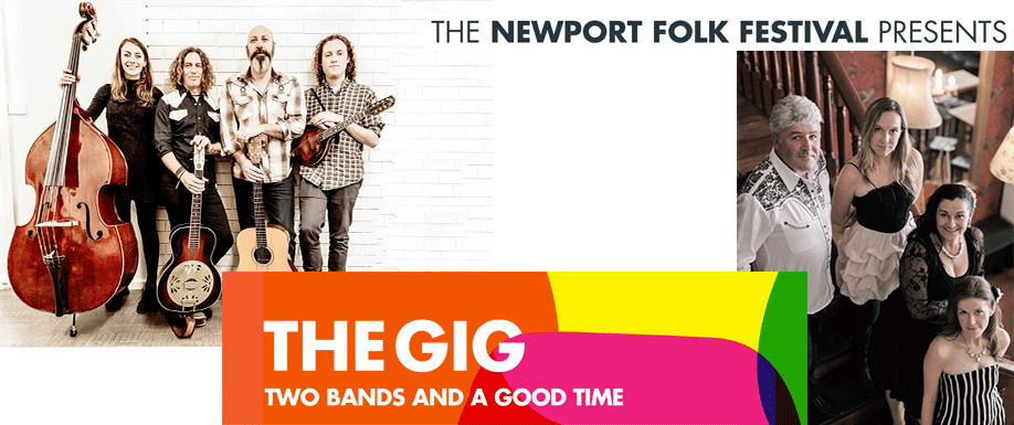 THE GIG – Two Bands and a Good Time